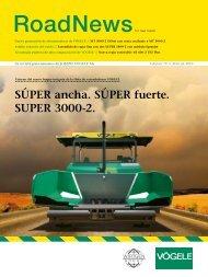 SÚPER ancha. SÚPER fuerte. SUPER 3000-2.