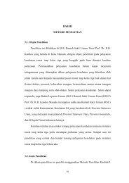 BAB III METODE PENELITIAN 3.1. Objek Penelitian Penelitian ini ...