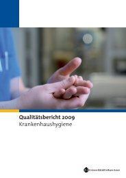 Qualitätsbericht 2009 - Universitätsklinikum Essen