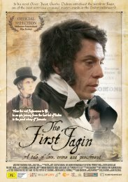to view THE FIRST FAGIN A5 flyer - Ronin Films