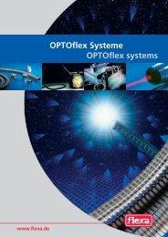 OPTOflex Systeme OPTOflex systems - VOLTOHM