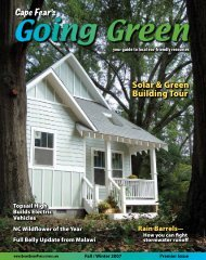 Going Green | Eco-Friendly Resource Magazine