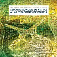 Resultados 2009 - Centro de Estudios en Seguridad Ciudadana ...