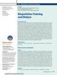 Körperliches Training und Dialyse - Elisabeth Krankenhaus Essen ... - Seite 2