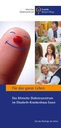 Für das ganze Leben - Elisabeth Krankenhaus Essen GmbH