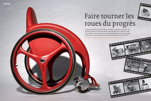 dossier chaise roulante (PDF, 2.4 MB) - Orthotec