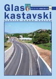 glas kastavski 52 / svibanj 2009 - Grad Kastav