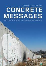 street art on the israeli - palestinian separation barrier zia ... - Allcity