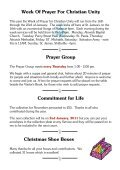 (United Reformed) Our Church Services - Alnwick, St James - Page 6