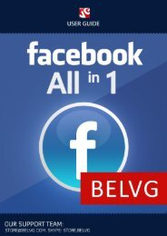 Facebook All in One User Guide - BelVG Magento Extensions Store