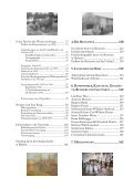 Inhaltverzeichnis »860 Jahre Klein Rönnau - Epv-Verlag - Page 2