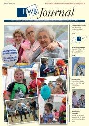 finden Sie das HWB Journal August 2011 - h e n n i g s d o r f . d e