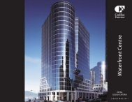 Waterfront Centre-Design Criteria.indd - Waterfront Properties