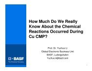 How Much Do We Really Know About the Chemical Reactions ...