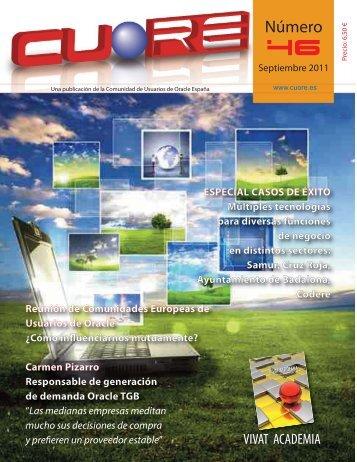 CUORE - Círculo de Usuarios Oracle de España