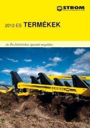 2012-es TERMÉKEK 2012-es TERMÉKEK - Agro-Békés Kft.