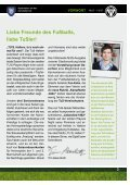 Stadionzeitung der TuS Haltern Fußballabteilung - TuS Haltern von ... - Seite 3