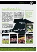 Stadionzeitung der TuS Haltern Fußballabteilung - TuS Haltern von ... - Seite 7
