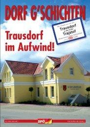 Dorfgschichten Mai 2007 - bei der SPÖ Trausdorf