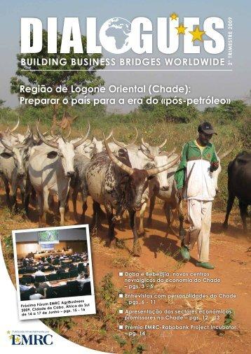 Região de Logone Oriental (Chade): Preparar o país para a ... - EMRC