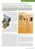 Região de Logone Oriental (Chade): Preparar o país para a ... - EMRC - Page 3