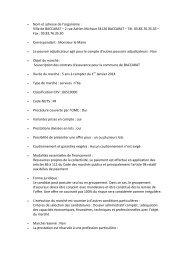 AAPC Assurances - Baccarat