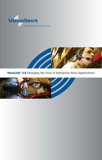 VoiceLink® 3.0 Changing the Face of Enterprise Voice ... - Egomexico