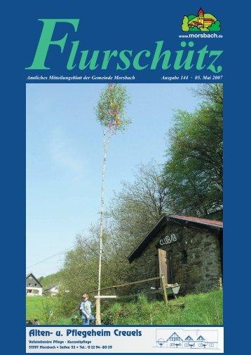 071964 Flurschuetz 144 - Gemeinde Morsbach