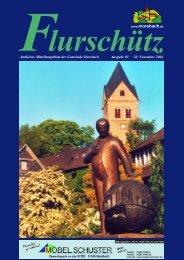 83. Ausgabe vom 20.11.2004 - Gemeinde Morsbach