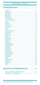 Gesamtverzeichnis 2007/2008 - Stauffenburg Verlag - Page 3