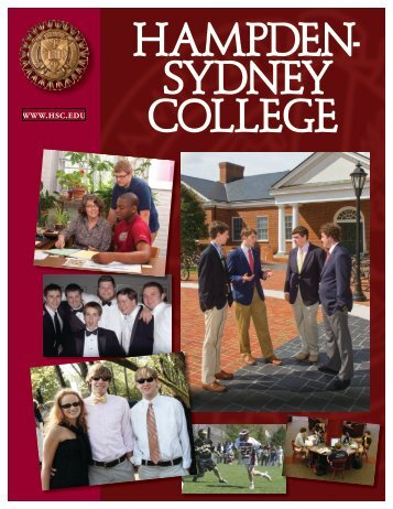 Recruitment Booklet - Hampden-Sydney College