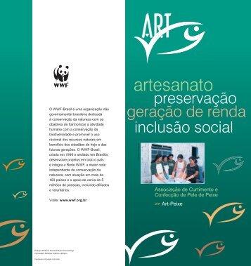 Associação de Curtimento e Confecção de Pele de Peixe >> Art-Peixe