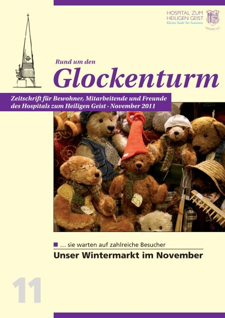 Zeitschrift Für Bewohner, Mitarbeitende Und Freunde Des Hospitals