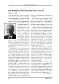Zeitschrift Für Bewohner, Mitarbeitende Und Freunde Des Hospitals - Seite 6