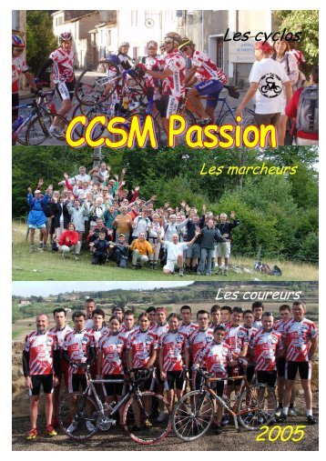 CCSM Passion 2005Fichier PDF - e-nautia