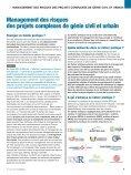 MANAGEMENT DES RISQUES - Syntec ingenierie - Page 7