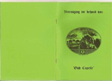 Nieuwsbrief 1982 07-08 (juli-augustus) - Historische Vereniging ...