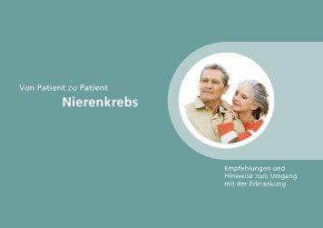Nierenkrebs - GlaxoSmithKline Pharma GmbH