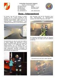 Einladung zum 12  Parallelbewerb - Freiwillige Feuerwehr Kappern