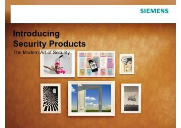 English - Security Products International