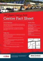 West Gosford Fact Sheet June 13.pdf