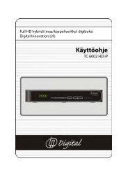 TC 6002 HD iP - LA Digital