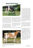 Studietur til EHRC- skuet i Freiburg, Schweiz - Dansk Holstein - Page 7