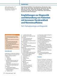 Empfehlungen zur Diagnostik und Behandlung von Patienten mit ...