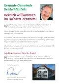 Im Facharzt- Zentrum Deutschfeistritz betreuen Sie - Marktgemeinde ... - Seite 2