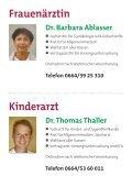 Im Facharzt- Zentrum Deutschfeistritz betreuen Sie - Marktgemeinde ... - Seite 4