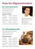 Im Facharzt- Zentrum Deutschfeistritz betreuen Sie - Marktgemeinde ... - Seite 7