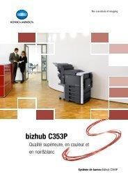 bizhub C353p (Pdf)