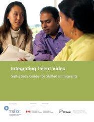 Self-Study Guide for Skilled Immigrants - Hireimmigrants.ca