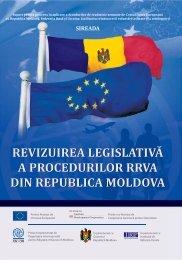 Report AVRR RO - IOM Moldova